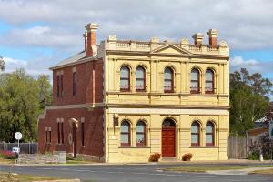 Westbury Antiques Building in 2014